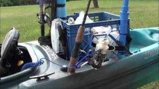 Fishing Kayak DIY Rigging, Projects, and Tips