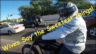 MotoVlog 95 - Wives Say the Sweetest Things! - Royal Enfield