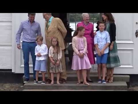 Danish Royals in