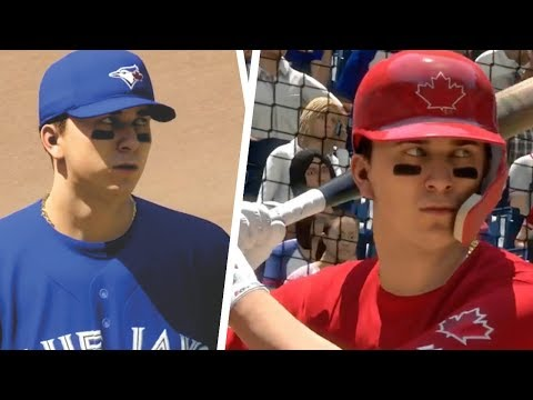 I NOW PLAY FOR THE BLUE JAYS! MLB The Show 18 Road To The Show