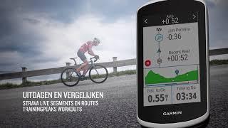Edge 1030 - De ultiem verbonden fietscomputer