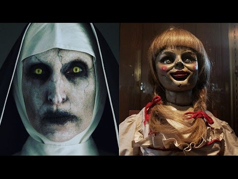 The Conjuring | Insidious | Annabelle | Lights Out Movie Makeup Behind the Scenes - mathias4makeup - YouTube  sc 1 st  YouTube & The Conjuring | Insidious | Annabelle | Lights Out Movie Makeup ...