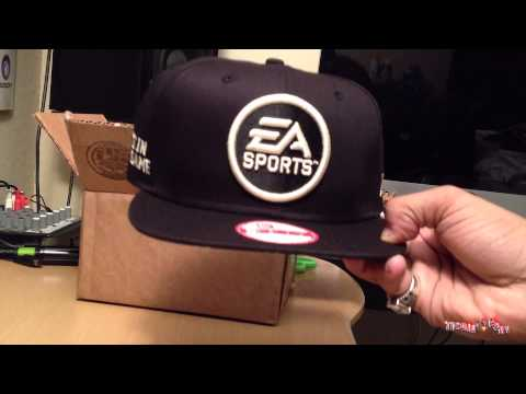 339a179422e New Era EA Sports Snapback Hat Unboxing with TicoisTocory!