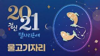 [별자리별 신년운세] 2021년 물고기자리 운세- 하반기로 갈수록 재물운 터진 자리, 직책 월급 오르고 업무…