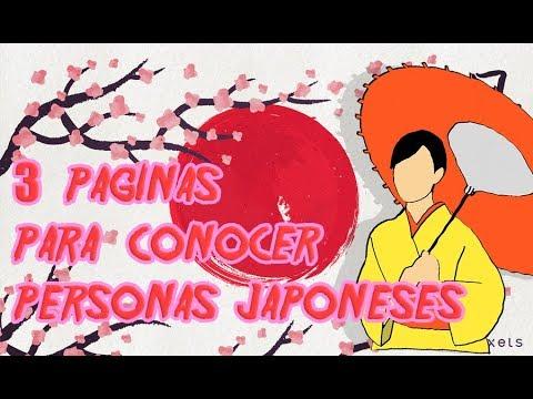 paginas para conocer personas japonesas
