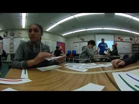 Lecanto Middle School 2016-17 Hudgens & Demangone ELA activity