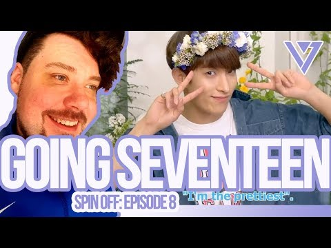 Mikey Reacts to Going Seventeen Spin Off: Episode 8