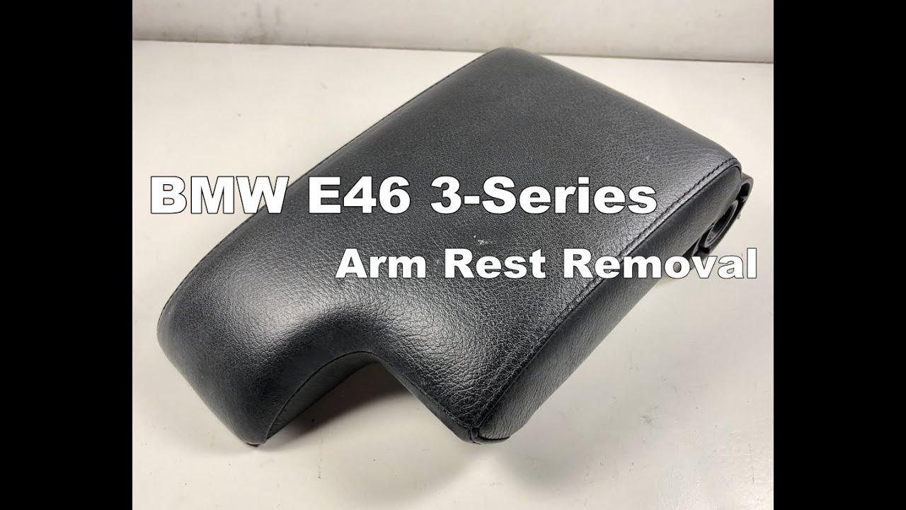 Bmw E46 Center Console Arm Rest Removal M3 330 323 325