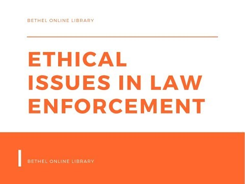 Research 101: Criminal Justice And Ethics
