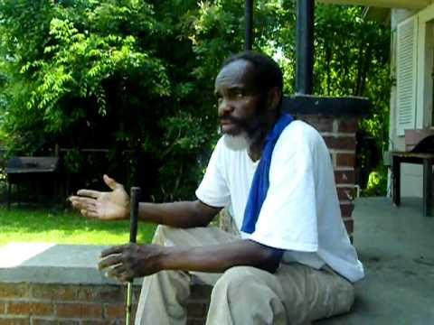 Robert Campbell talks Civilrights in Jackson, Ms