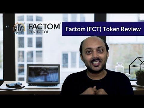 Factom (FCT) Token Review: Should You Invest Or Not?