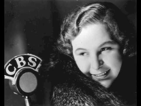 These Foolish Things (Remind Me Of You) (1946) - Kate Smith