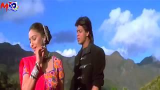 song Dekha Tujhe To Ho Gayi Deewani  koyla movi song