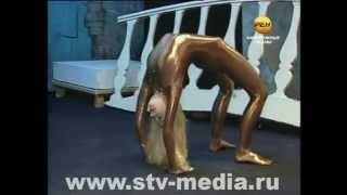 Самая гибкая девушка мира приехала на Родину(, 2012-08-08T05:17:53.000Z)