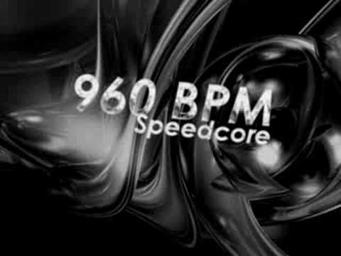 960 Bpm Speedcore **Best Quality**