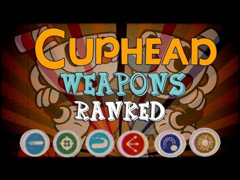 All Cuphead Weapons Tested And Ranked! An In-depth Analysis