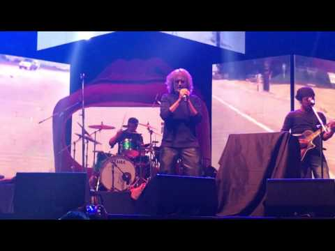 Lucky Ali- Hairat Live    Riders Music Festival