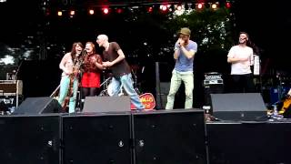Wallis Bird - Heartbeating city @Park-Kult-Tour 2012