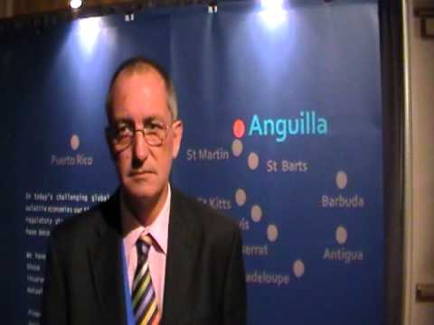 Captive Insurance Companies - Anguilla Finance CEO with Thom