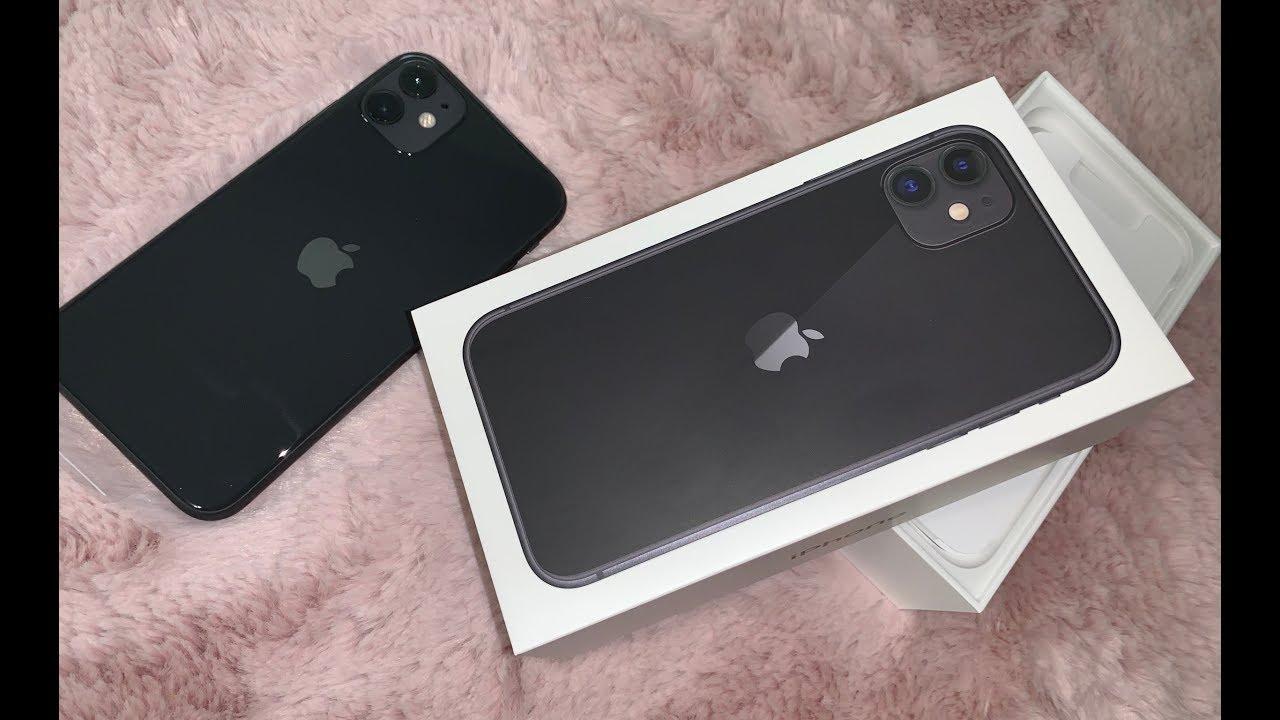 Noul Iphone 11 UNBOXING