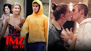 Justin & Hailey Bieber Getting Married A Second Time in L.A. Wedding | TMZ TV