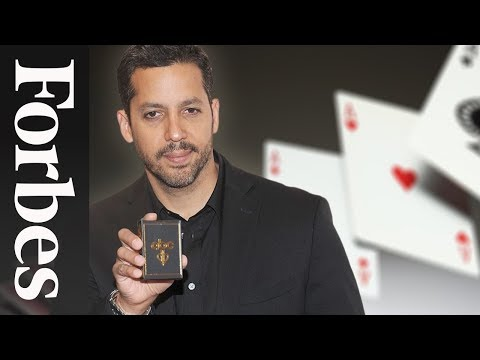 David Blaine: Magic Unites Everybody | Forbes