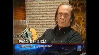 Paco de Lucia documental Toledo