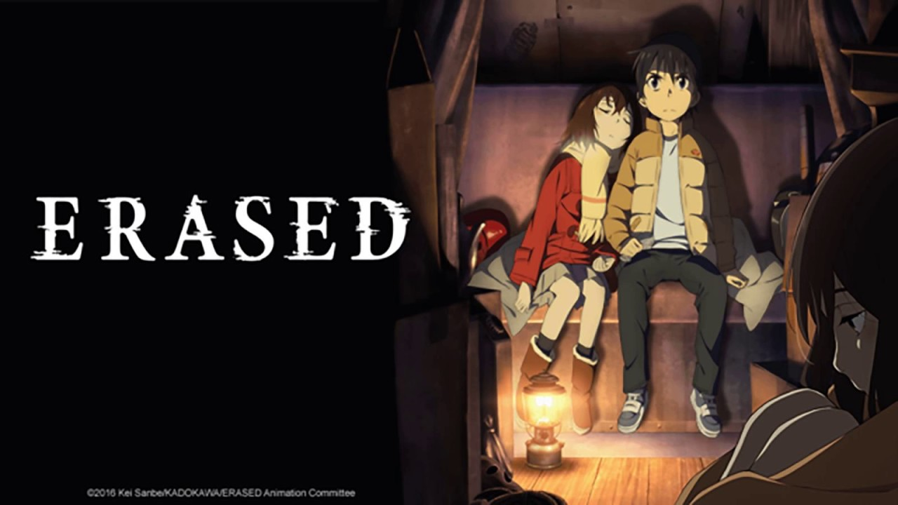 The AAR Anime Club Episode 1 Erased