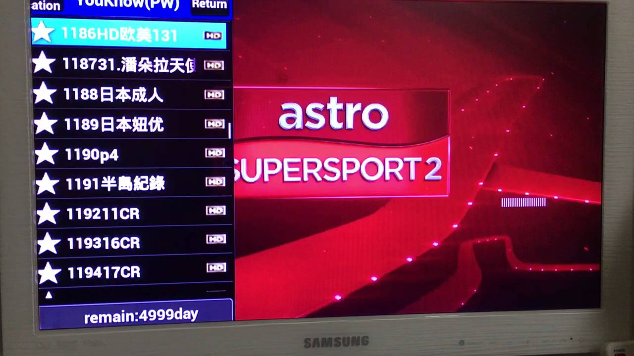 Small Seven Tech Tv Box You Know Upsize Channels List Youtube