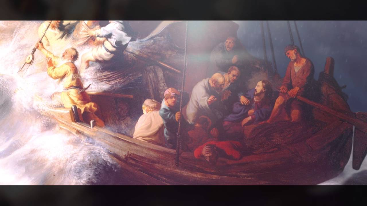 The storm on the sea of galilee youtube the storm on the sea of galilee publicscrutiny Images