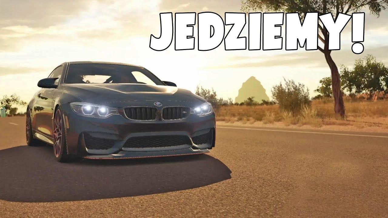 Forza Horizon 3 60FPS – BMW M4 NA WYŚCIGI!