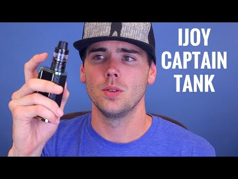 IJOY Captain Sub Ohm Tank | The BEST Tank Of 2017??
