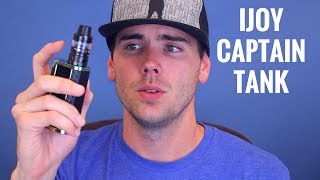 IJOY Captain Sub Ohm Tank   The BEST Tank Of 2017??