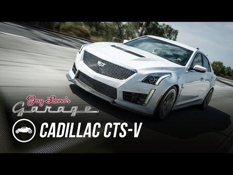 2016 Cadillac CTS-V - Jay Leno's Garage