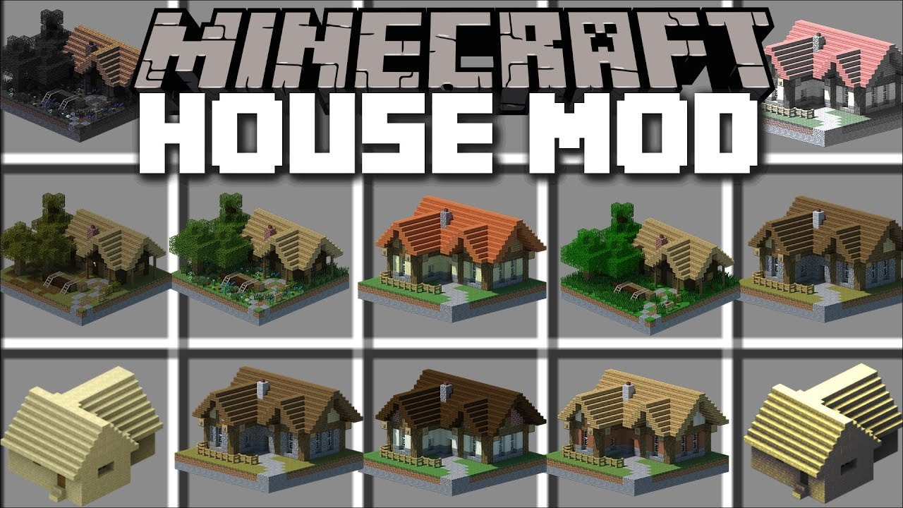 Insta House Mod v 8.0 Full! - Minecraft Forum
