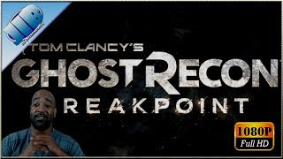 TOM CLANCY'S GHOST RECON BREAKPOINT - ANNOUNCEMENT TRAILER REACTION