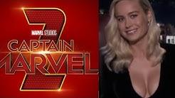 Epic Captain Marvel 2 News! Director GONE & Brie Making Demands!