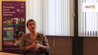 Feedback from Sue Divin, Derry City Council on their E-Learning programme.