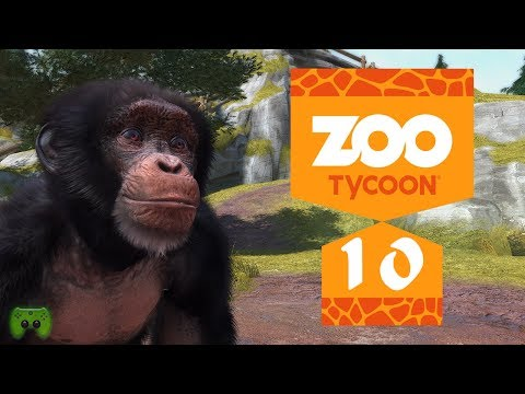 ZOO TYCOON # 10 - Ordnung muss sein «» Let's Play Zoo Tycoon | HD