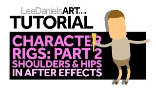 Tutorial | After Effects | Rig | Shoulders & Hips
