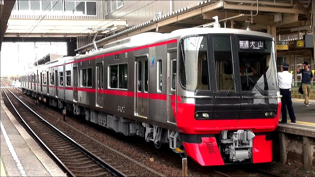名鉄新車レポ】3307F車内・名古...