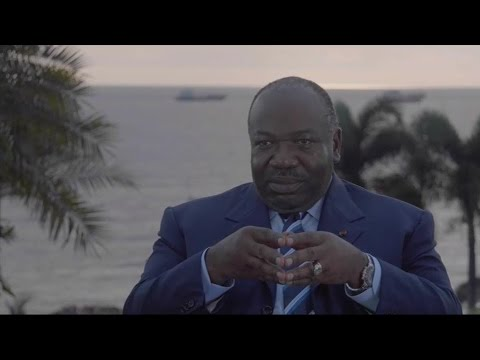 """Ali Bongo on France 24:  """"We are heading towards a resolution"""""""