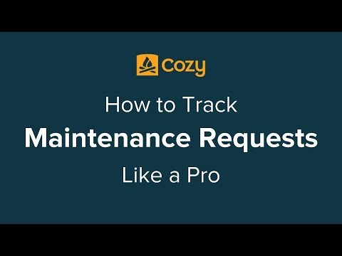 Webinar | How to track maintenance requests like a pro