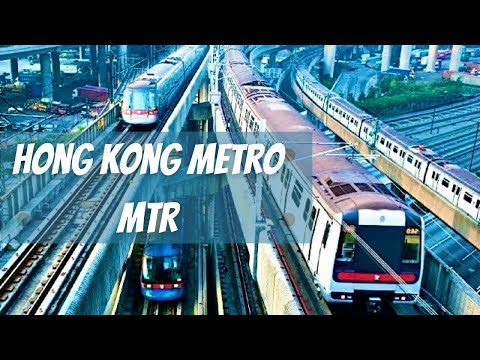 MTR Metro Hong Kong *HD*