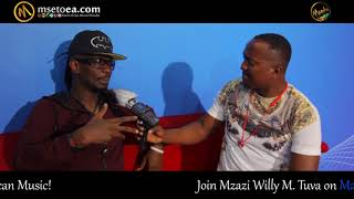 NAMELESS Sends A Message To DR. EZEKIEL MUTUA About The Banning Of Some Music Videos - On Mseto