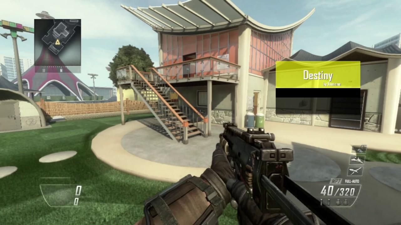 CoD: Black Ops II (BO2) 1 19 PS3 Destiny Mod for CEX / DEX