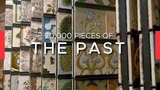 This Is My Chinatown - Peranakan Tiles Gallery