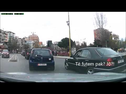 Driving in Albania #1