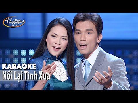 Karaoke | Nối Lại Tình Xưa (Như Quỳnh & Mạnh Quỳnh)