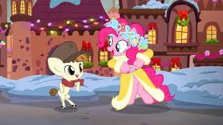 Espiritu de los presentes - Presente de Pinkie